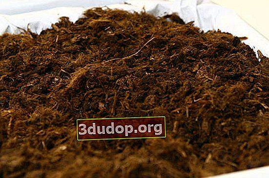 Analisis komposisi tanah tepat di laman web ini