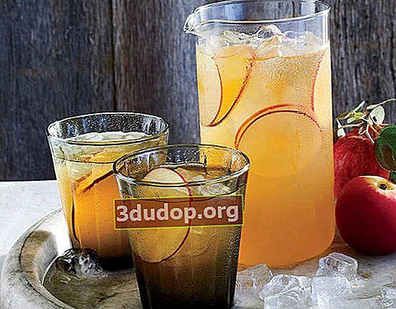 Cider - ubat untuk kemurungan dan usia tua
