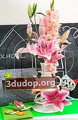 Bunga yang paling indah untuk seorang guru