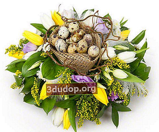 Bunga untuk Paskah