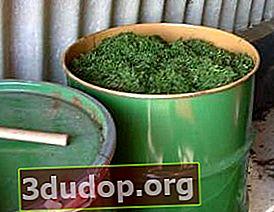 Budaya pemula herba untuk pemakanan tumbuhan