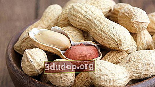 Kacang: kacang favorit yang bukan kacang sama sekali