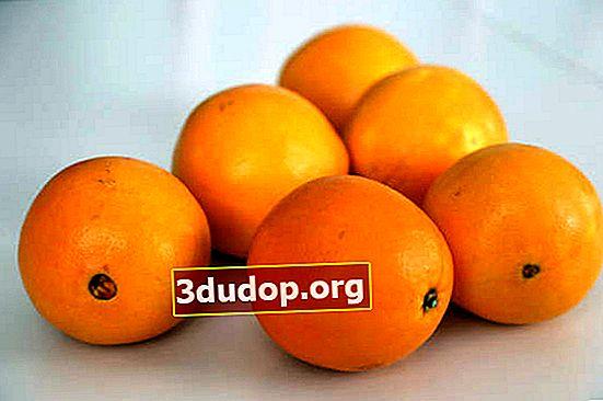 Varietas jeruk