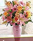 Bouquet untuk ibu